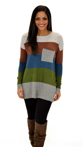 Pacific Sweater, Brown
