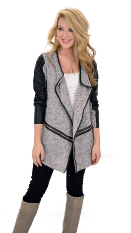 Touch of Spunk Cardigan