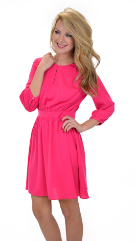 Fashionably Late Dress