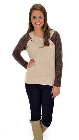 Very Venti Sweater