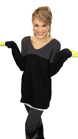 Wrist & Shout Sweater