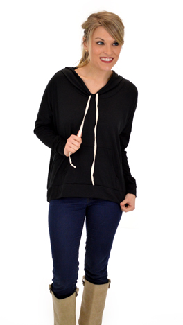 Life on the Go Top, Black