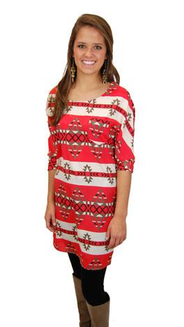 Diane Tribal Dress