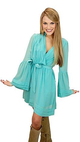 Ring My Bellsleeve Dress