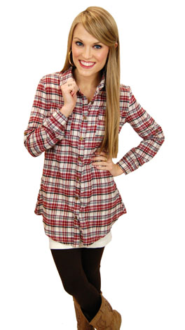 Lumber Jackie Shirt