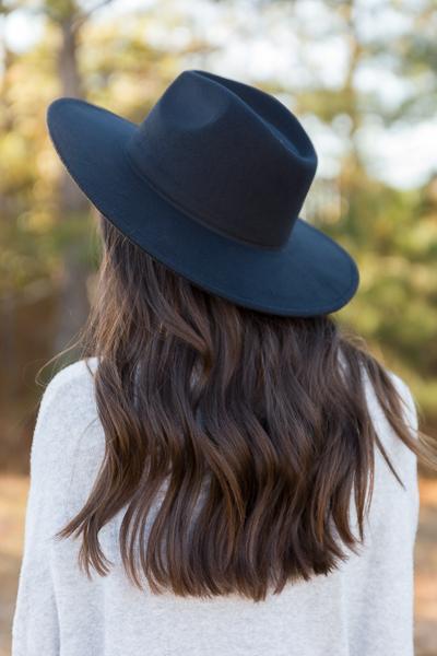 Essential Hat, Black
