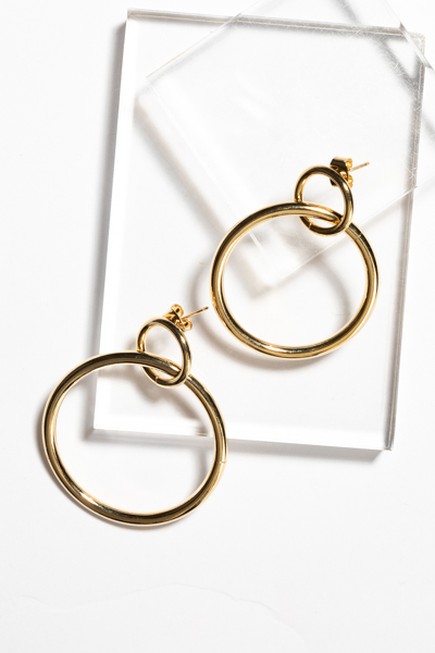 Most Classic Gold Earring
