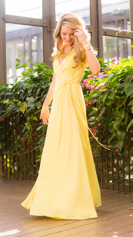 Something Special Maxi, Yellow