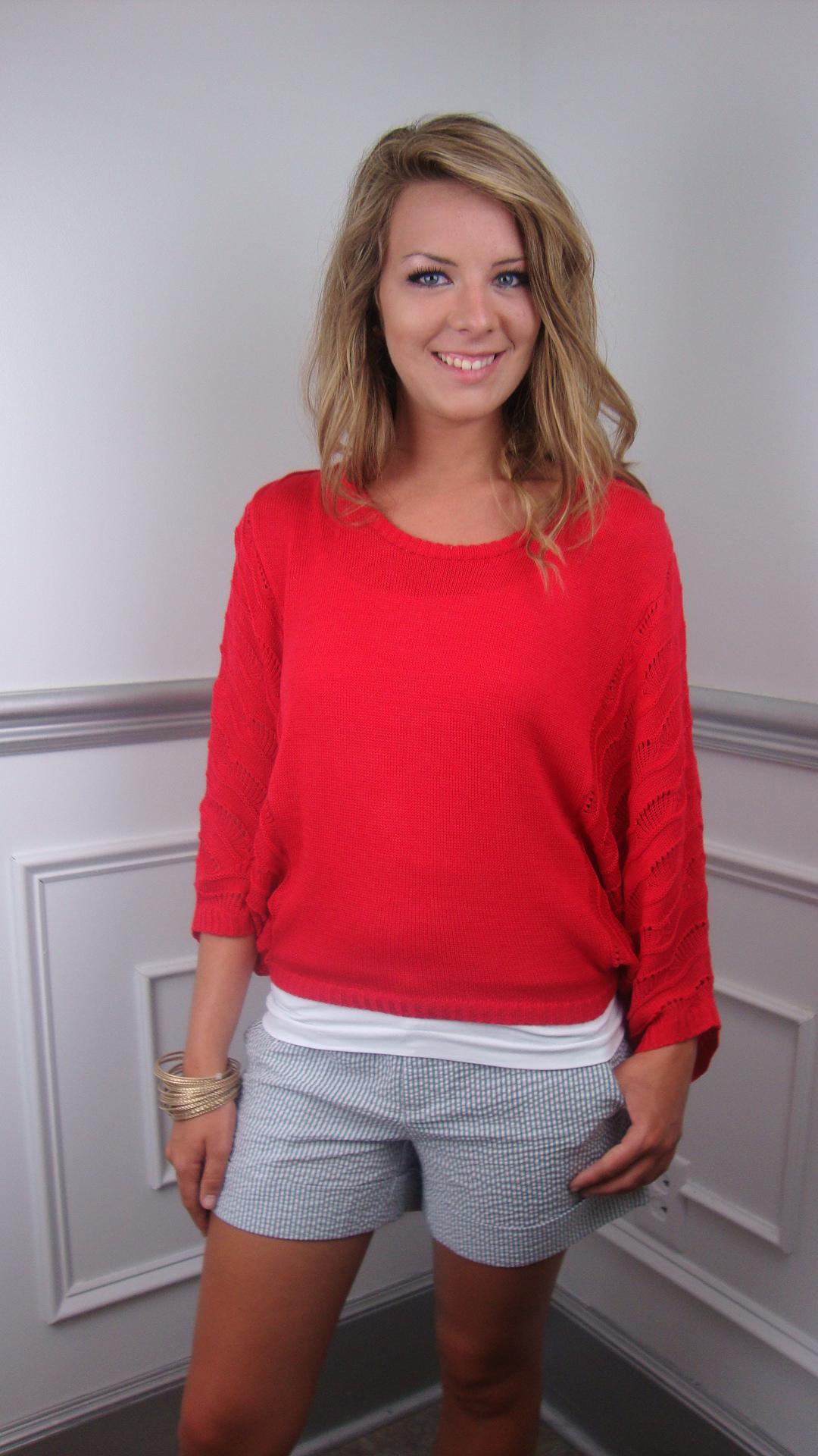 Cherry On Top Sweater
