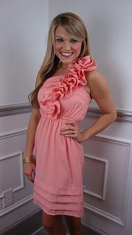 Last Dance Dress, Pink
