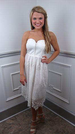 Honeymoon Dress