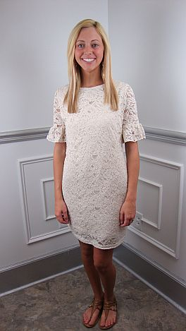 Racey Lacey Dress