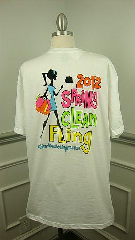 Spring Fling Clean T-Shirt