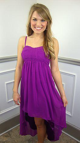 The Grape Escape Dress