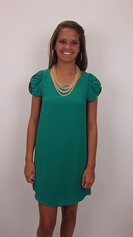 Shamrocks Dress
