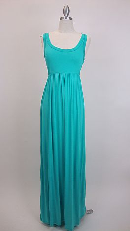 The Blue Door Maxi, Jade