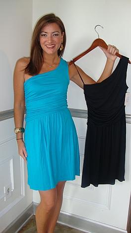 1 Shoulder Must Have Dress