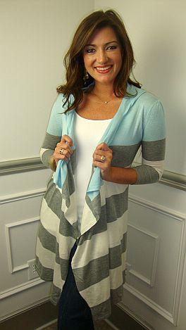 The Sky's The Limit Cardigan