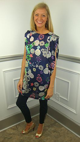 The Silky Way Tunic / Dress