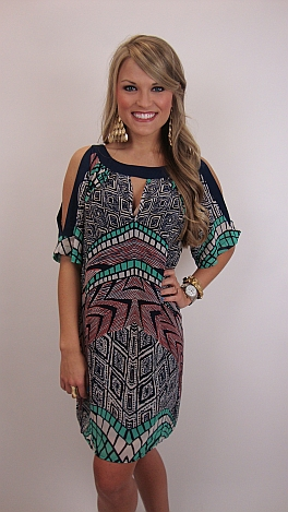 Top Of The Totem Pole Dress