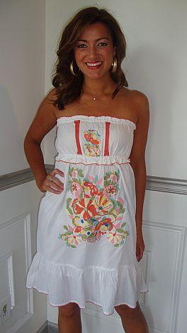 The Nanny Tube Dress