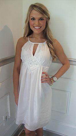 Darrah Diamond Dress