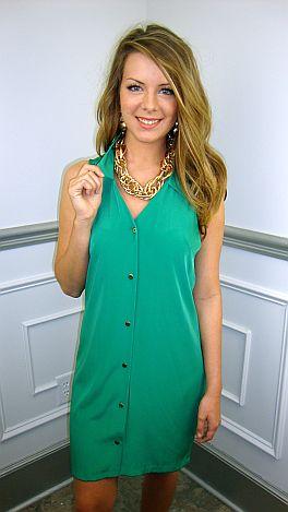 The 2012 Dress, Green