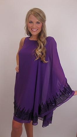 Ultra-Violet Dress