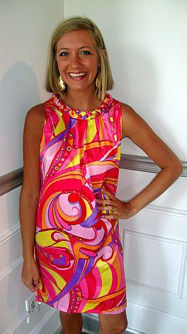 Pucci Dreams Dress