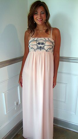 Sweet Dreams Blush Maxi