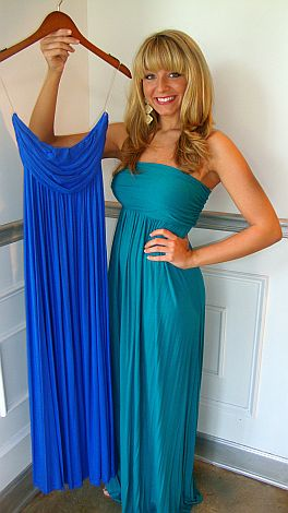 No Brainer Maxi Dress