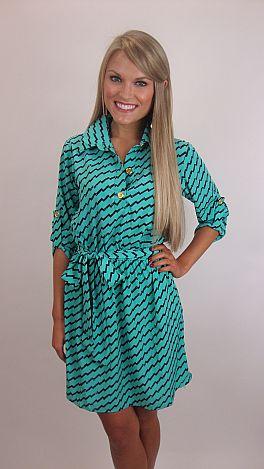 Blue Mountain Dress