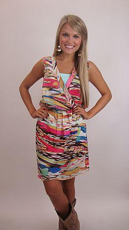 Wizzy Dress