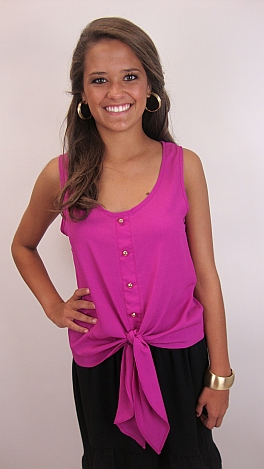 The Knot Top, Magenta