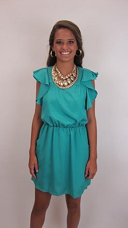 Back Talker Dress