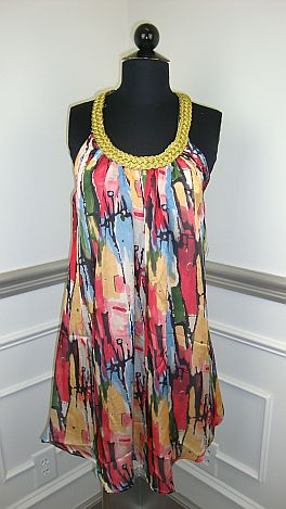 Pinktrator Dress