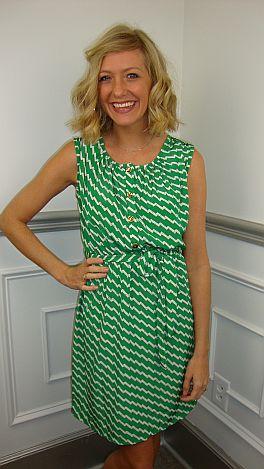 Cool As A Cucumber Dresss