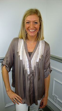 The Kimberly Blouse