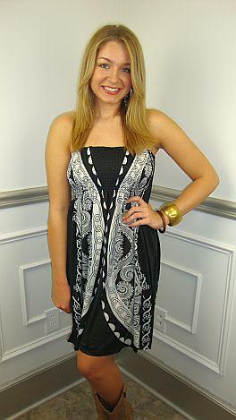 Little Bit Longer Dress