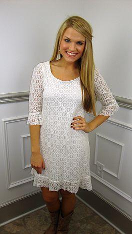 KARLIE Cameo Appearance Dress