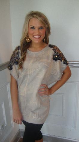 Brooke Funky Sweatshirt