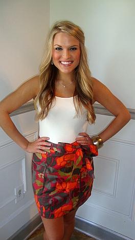 Kenya Skirt