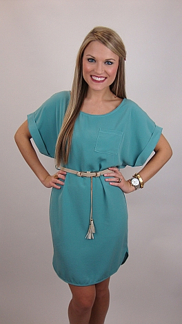 Glam Dunk Dress