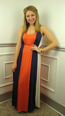 Stop, Colorblock and Roll Maxi