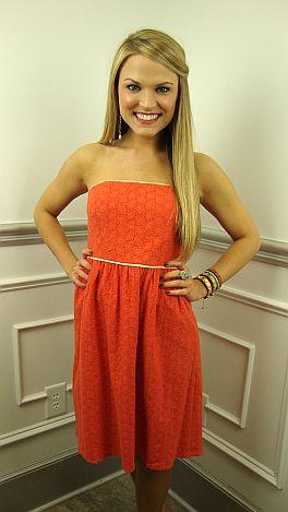Sedona Sunset Dress