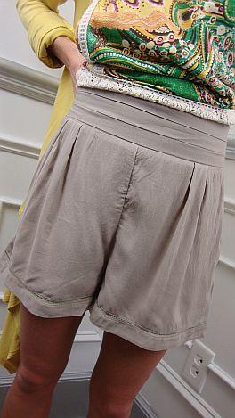 Sha-Zam Shorts Tan