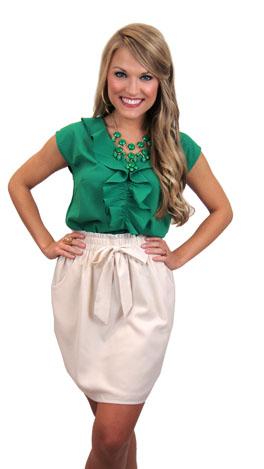 Vanilla Bean Skirt