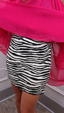 Some Like It Hot Skirt