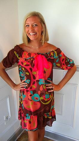 Judith March Sweet Caroline Dress
