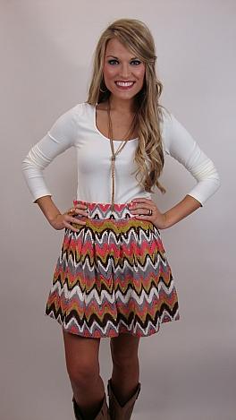 Make A Wish Skirt